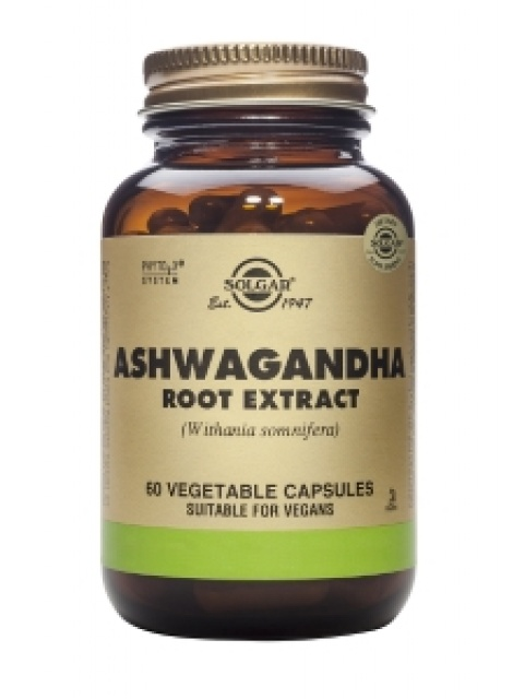 Ashwagandha Root Extract 60 VCaps