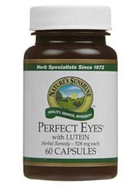 Nature's Sunshine Perfect Eyes 60caps