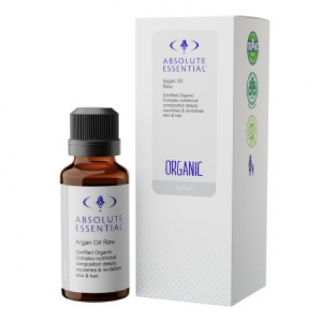 Organic Argan Oil Raw 25ml