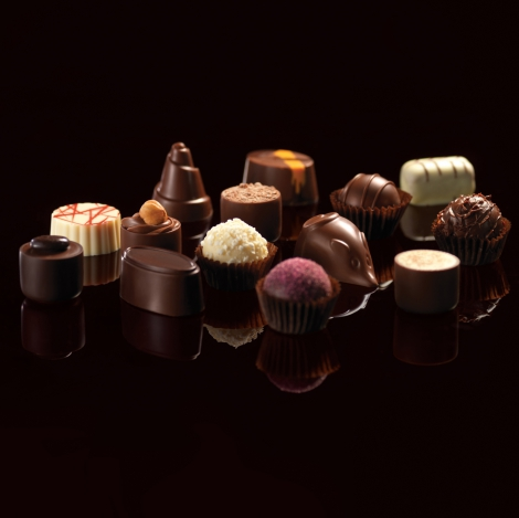 Indulgent Gourmet Chocolates