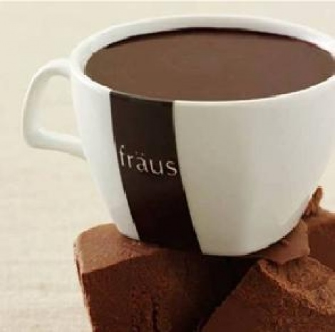 "Fraus ""Seriously Rich"" Hot Chocolate"