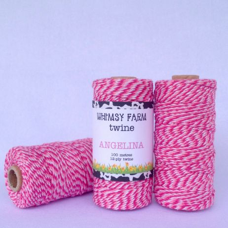 ANGELINA - 100M of 12-Ply Twine