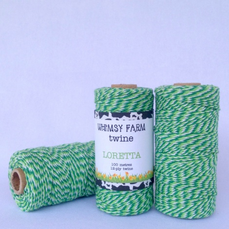 LORETTA - 100M of 12-Ply Twine
