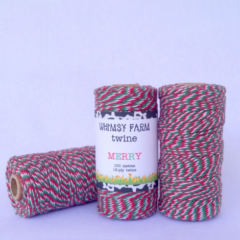 MERRY - 100M of 12-Ply Twine