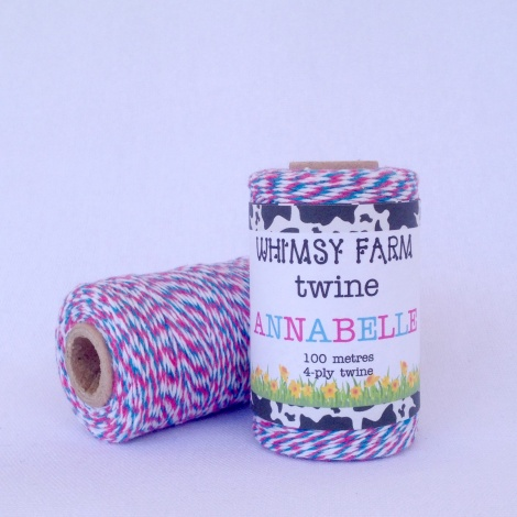ANNABELLE - 100M of 4-Ply Twine