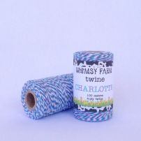 CHARLOTTE - 100M of 4-Ply Twine