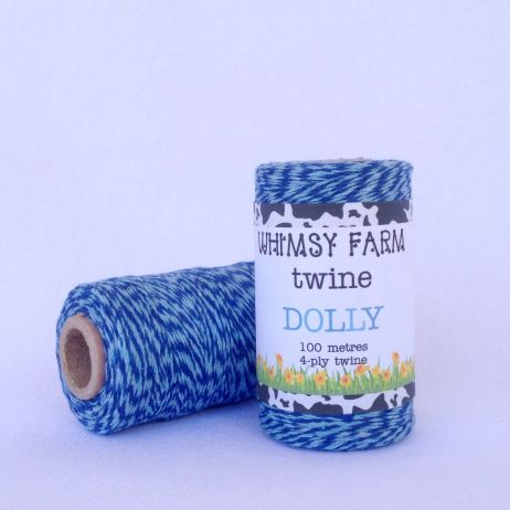 DOLLY - 100M of 4-Ply Twine