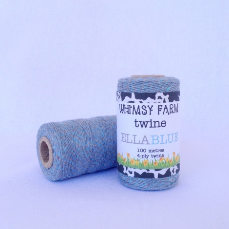 ELLABLUE - 100M of 4-Ply Twine
