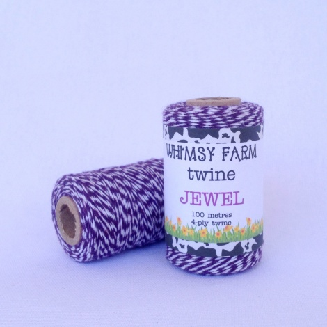 JEWEL - 100M of 4-Ply Twine