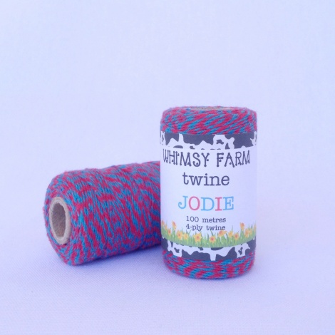 JODIE - 100M of 4-Ply Twine