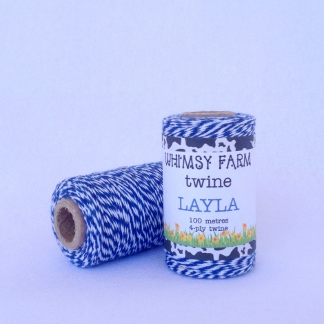 LAYLA - 100M of 4-Ply Twine