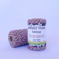 CHRISSIE -100M of 4-Ply Twine