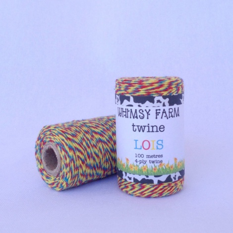 LOIS - 100M of 4-Ply Twine