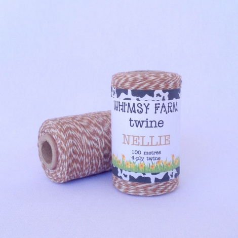 NELLIE - 100M of 4-Ply Twine