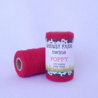 POPPY - 100M of 4-Ply Twine