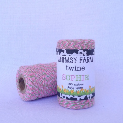 SOPHIE - 100M of 4-Ply Twine