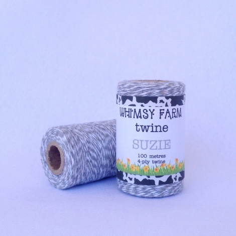 SUZIE - 100M of 4-Ply Twine