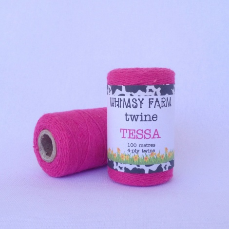 TESSA - 100M of 4-Ply Twine