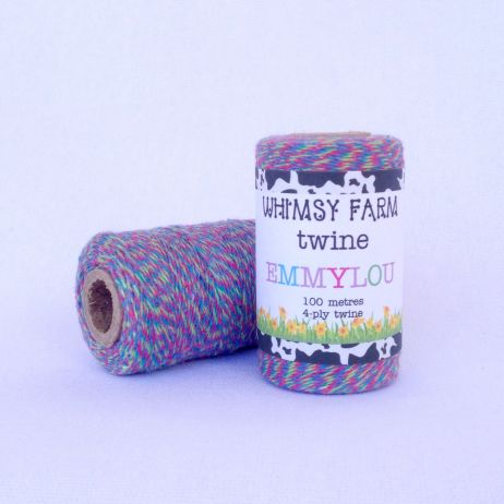 EMMYLOU - 100M of 4-Ply Twine