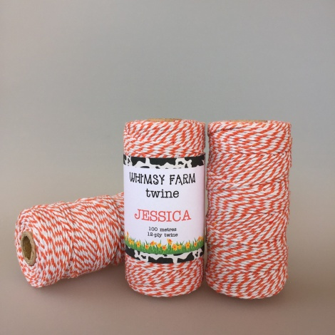 JESSICA - 100M of 12-Ply Twine