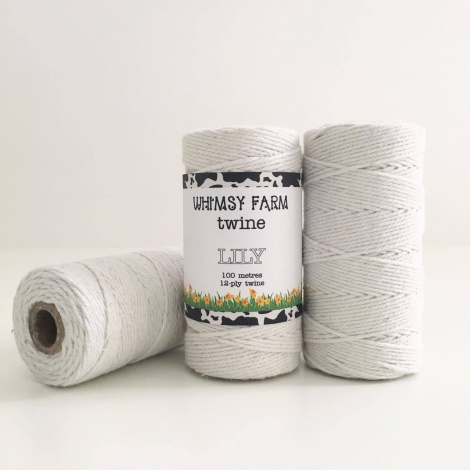 LILY - 100M of 12-Ply Twine