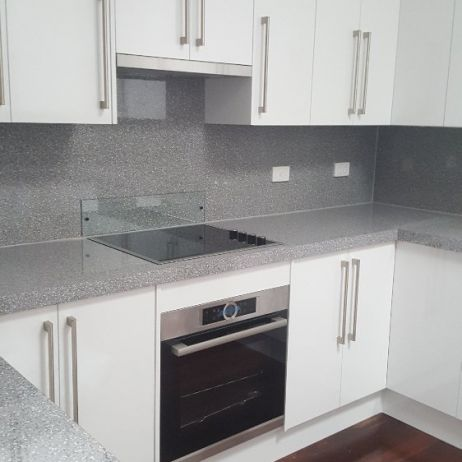 GREAT COLOUR CHOICE WITH LARGE HANDLES AND 50MM THICK BENCH TOPS
