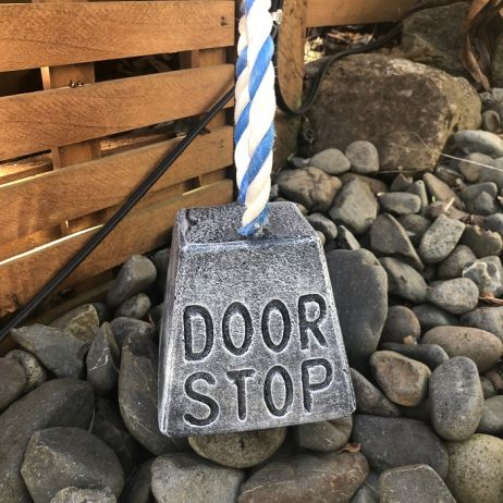 Door Stop With Rope