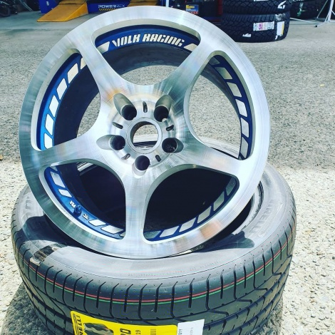 SUBARU LEGACY CNC DIAMOND MACHINE CUT WHEEL RESTORATION
