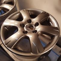 MAK WHEELS TURNED FROM DIAMOND CUT INTO FULL COLOUR