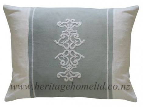 linen 008 Cushion Cover in 38x50 cm