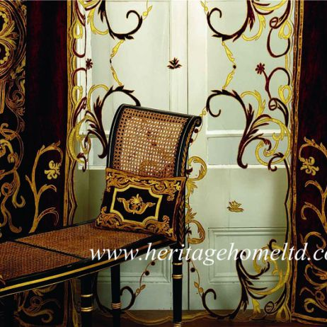 Florence Curtains & Cushions