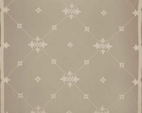 Henry taupe Fabric (140 cm width)