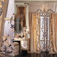 La Drapes,Sheers with valance