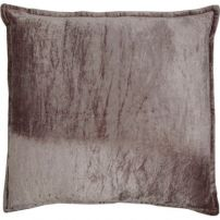 Taupe 15 mm Flap Cushion 46X46 CM
