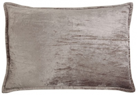 Taupe 15 mm Flap Cushion 33X55 CM