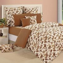 Brown Roses 100% Premium Cotton