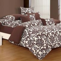 Chocolate Baroque 100% Premium Cotton