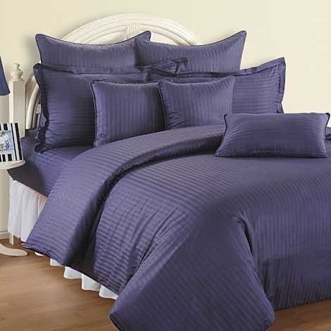 Intriguing Indigo Duvet 100% Premium Cotton