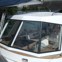 Pilothouse designed and built by Jon Jones