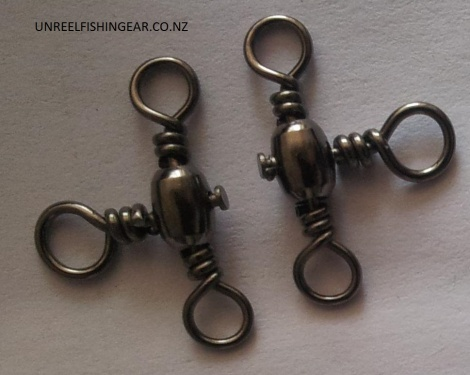 3 WAY SWIVELS