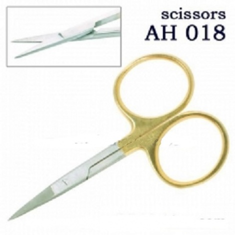 FLY TYING SCISSORS AH-018