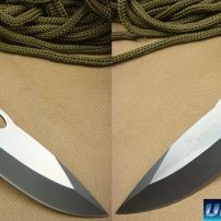 FOLDING CAMO SURVIVAL KNIFE