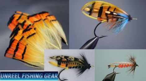 Natural Golden Colour Pheasant Head Crest Feathers