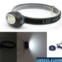 HEAD TORCH MINI 3 MODE LED