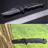 TACTICAL SURVIVAL POCKET KNIFE