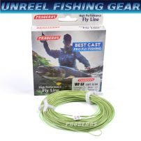 6  WEIGHT FORWARD FLOATING FLY LINE