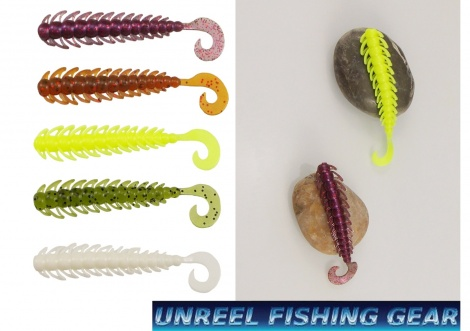 ROCK BUGSY SOFT BAITS