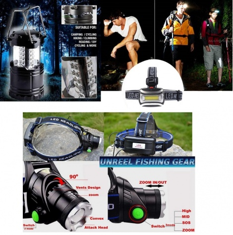 CAMPING LIGHTING PACK