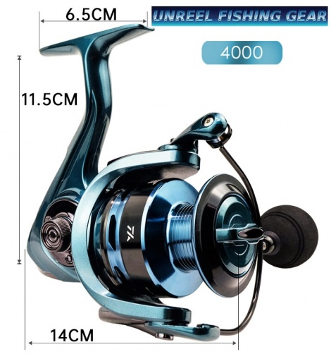 SPINNING REEL 4000 SERIES
