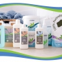 A selection of Tri Nature products
